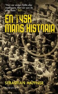 En tysk mans historia - Minnen 1914-1933