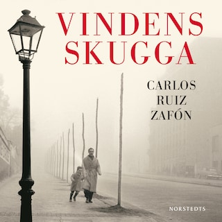 Vindens skugga av Carlos Ruiz Zafon