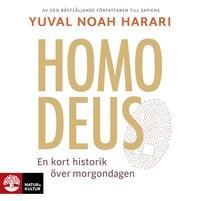 Homo Deus - Kort historik över morgondagen