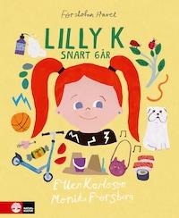 Lilly K - snart 6 år