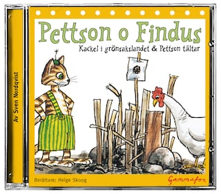 Pettson tältar - Uppläsning med dramatisering