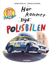 Halvan - Här kommer nya polisbilen