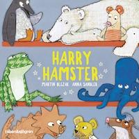 Elsa och godnattsagorna 1 – Harry Hamster