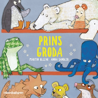 Elsa och godnattsagorna 3 – Prins Groda