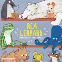 Elsa och godnattsagorna 8 – Rea Leopard