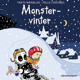 Familjen Monstersson 10 – Monstervinter