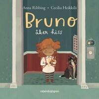 Bruno åker hiss