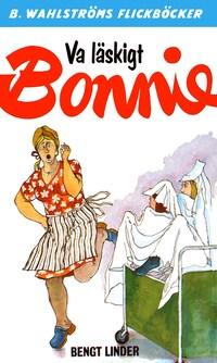Bonnie 14 - Va läskigt, Bonnie