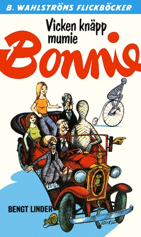 Bonnie 17 - Vicken knäpp mumie, Bonnie