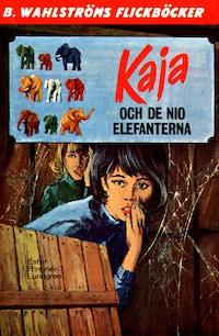 Kaja och de nio elefanterna