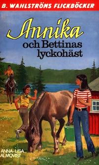 Annika och Bettinas lyckohäst