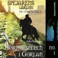 Spejarens lärling: De första åren 1 - Tornerspelen i Gorlan
