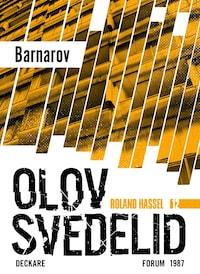 Barnarov : En Roland Hassel-thriller