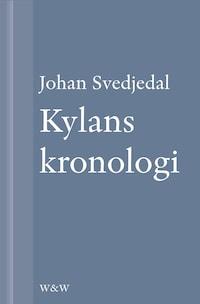 Kylans kronologi : Stig Larssons romaner