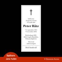Peter Rätz : 9 år som undercoveragent