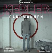 Sandmannen av Lars Kepler