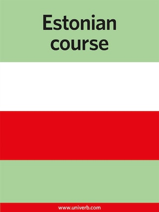Estonian Course