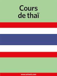 Cours de thaï