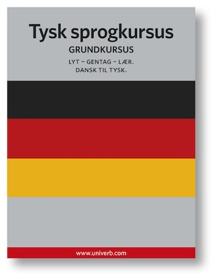 Tysk sprogkursus