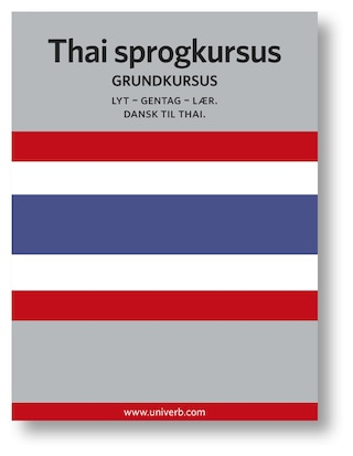 Thai sprogkursus