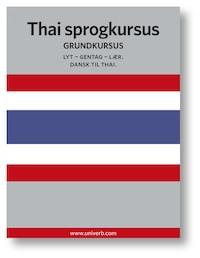 Thai sprogkursus