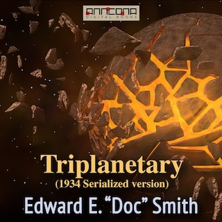 Triplanetary (1934, serialized version)