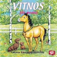 Vitnos får medalj