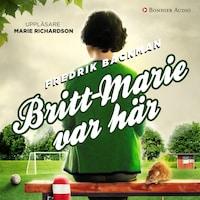 Britt-Marie var här av Fredrik Backman