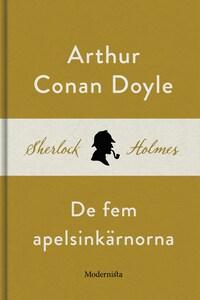De fem apelsinkärnorna (En Sherlock Holmes-novell)