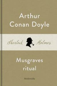 Musgraves ritual (En Sherlock Holmes-novell)