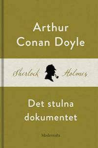 Det stulna dokumentet (En Sherlock Holmes-novell)