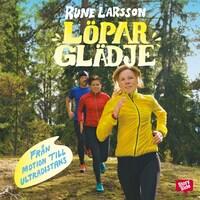 Löparglädje av Rune Larsson