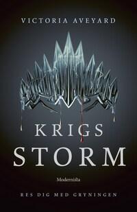Krigsstorm (Fjärde boken i Röd drottning-serien)