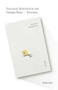 Om Försvinna av Georges Perec