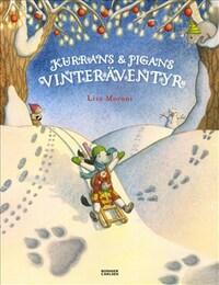 Kurrans och Pigans vinteräventyr (e-bok + ljud)