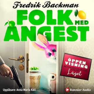 Folk med ångest av Fredrik Backman