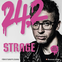 """Strage 24,2 : 24,2 krönikor från Fredrik Strages bok """"Strage 242"""""""