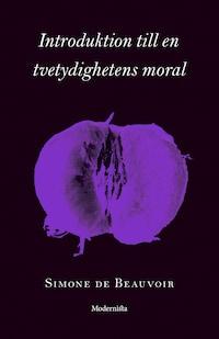 Introduktion till en tvetydighetens moral