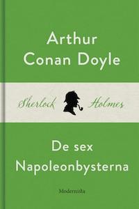 De sex Napoleonbysterna (En Sherlock Holmes-novell)