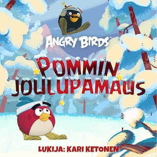 Angry Birds: Pommin joulupamaus