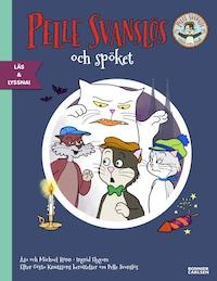 """Pelle Svanslös och spöket (e-bok + ljud) : Ur antologin """"Fler berättelser om Pelle Svanslös"""""""