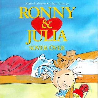 Ronny & Julia vol 4: Sover över