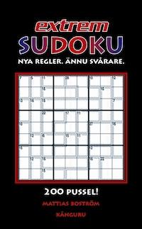 Extrem sudoku - Nya regler, ännu svårare