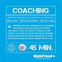 WalkFriend Coaching