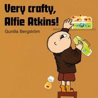 Very crafty Alfie Atkins