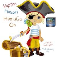 Kapten Hallon - Hemliga ön