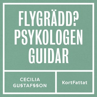 Flygrädd – Psykologen guidar