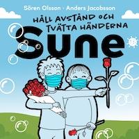Håll avstånd och tvätta händerna Sune