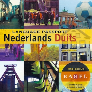 Nederlands Duits Language Passport