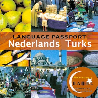 Nederlands Turks Language Passport